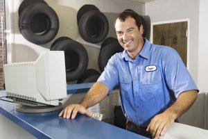 auto repair customer service